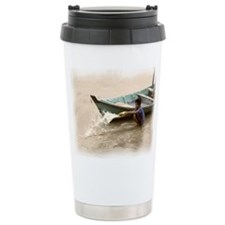 Unique Life is rowing Travel Mug