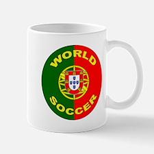 Portugal World Cup Soccer Mug