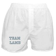 Team Lamb Boxer Shorts