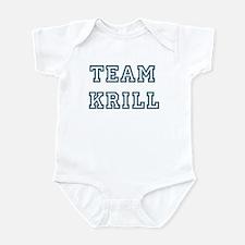Team Krill Infant Bodysuit