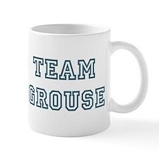 Team Grouse Mug