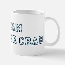 Team Fiddler Crab Mug