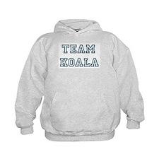 Team Koala Hoodie