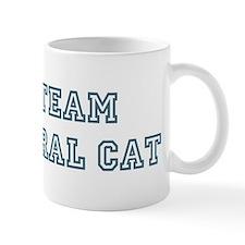 Team Feral Cat Small Mugs