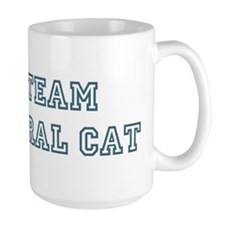 Team Feral Cat Mug
