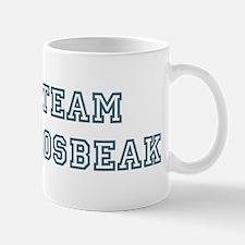 Team Grosbeak Mug