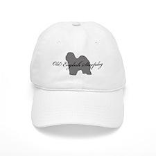 Old English Sheepdog Baseball Cap