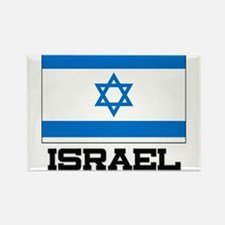 Israel Flag Rectangle Magnet