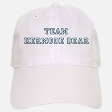 Team Kermode Bear Baseball Baseball Cap