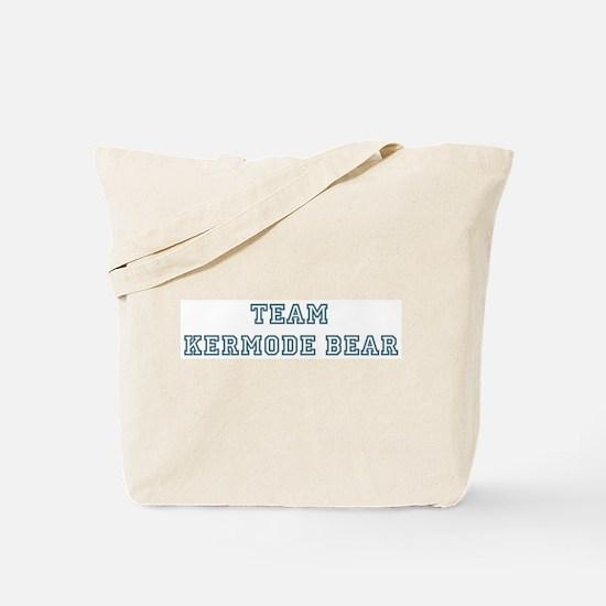 Team Kermode Bear Tote Bag