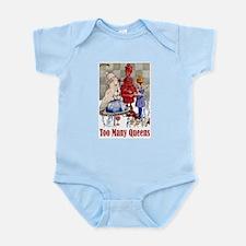 ALICE: TOO MANY QUEENS Infant Bodysuit