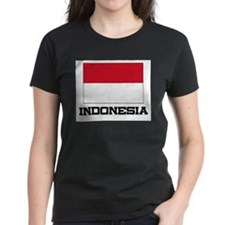 Indonesia Flag Tee