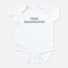 Team Grasshopper Infant Bodysuit
