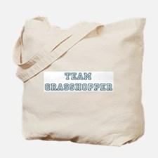 Team Grasshopper Tote Bag
