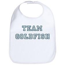 Team Goldfish Bib