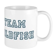 Team Goldfish Mug