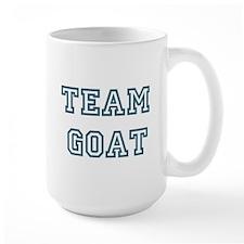 Team Goat Coffee Mug