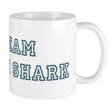 Team Horn Shark Mug
