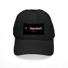 Organ Donor Saved My Life Baseball Hat