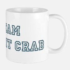 Team Hermit Crab Mug