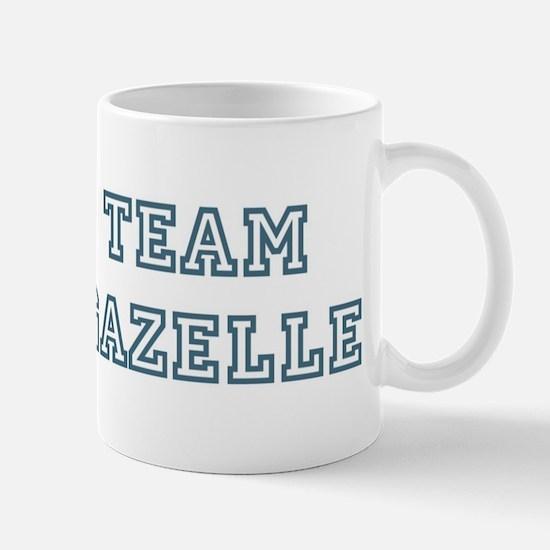 Team Gazelle Mug