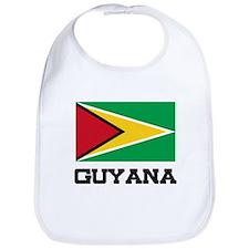 Guyana Flag Bib