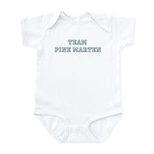 Team Pine Marten Infant Bodysuit