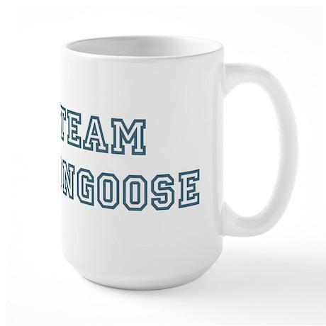 Team Mongoose Large Mug