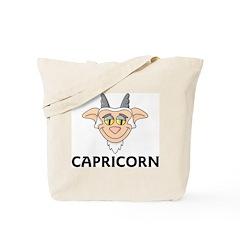 Capricorn Tote Bag