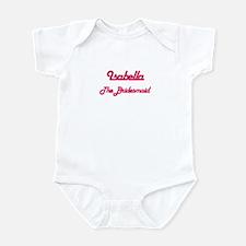Isabella - The Bridesmaid Infant Bodysuit