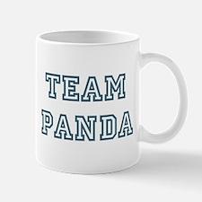 Team Panda Mug
