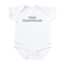 Team Meadowlark Infant Bodysuit