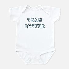 Team Oyster Infant Bodysuit