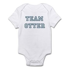 Team Otter Infant Bodysuit