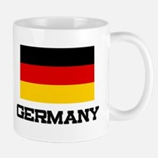 Germany Flag Mug
