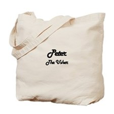 Peter - The Usher Tote Bag