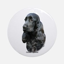 Cocker Spaniel 9T004D-206 Ornament (Round)