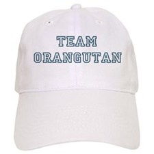 Team Orangutan Baseball Cap