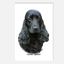 Cocker Spaniel 9T004D-537 Postcards (Package of 8)