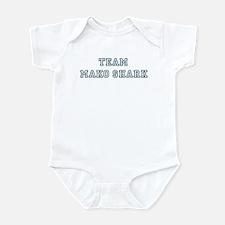 Team Mako Shark Infant Bodysuit
