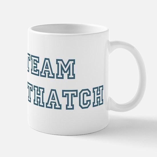 Team Nuthatch Mug