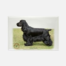 Cocker Spaniel 9P014D-013 Rectangle Magnet