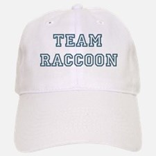 Team Raccoon Baseball Baseball Cap