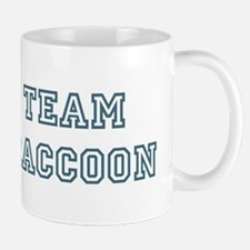 Team Raccoon Mug