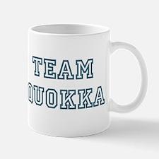 Team Quokka Mug