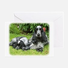 Cocker Spaniel 9W017D-067 Greeting Card
