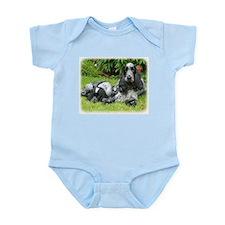 Cocker Spaniel 9W017D-067 Infant Bodysuit