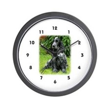 Cocker Spaniel 9W017D-014 Wall Clock