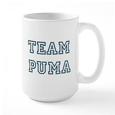 Team Puma Mug