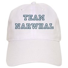 Team Narwhal Baseball Cap